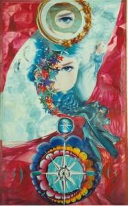 Mercurio - collage laura bottagisio
