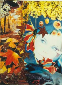 Autunno - collage laura bottagisio