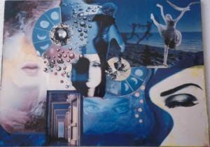 Cancro - collage laura bottagisio