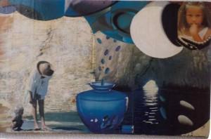 Sagittario - collage laura bottagisio